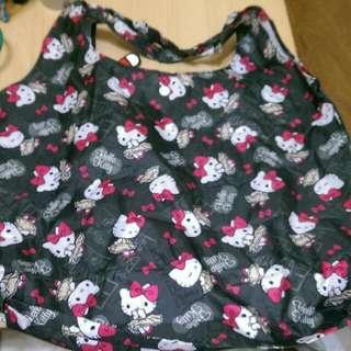 Hello Kitty 購物袋