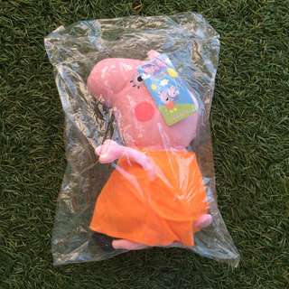 NEW- TY Mummy Pig (30cm), Peppa Pig's Mummy