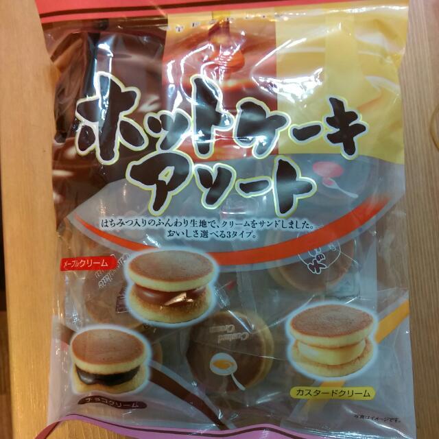日本迷你綜合銅鑼燒-110元