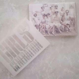 Girls' Generation Japan 1st Album (Limited Edition)