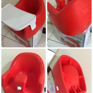 現貨-Karibu 幫寶椅 餐椅 二手