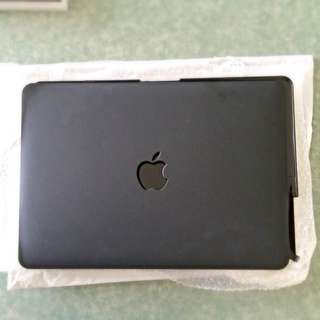 "Black: MacBook Air 13"" Hard Hard Cover Case"