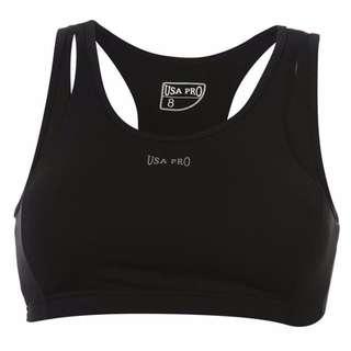 USA Pro Medium Sports Bra Ladies   Sports Bra   FAT.Asia