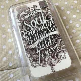 iPhone5 iphone5s 手機殼 保護殼 硬殼 靈魂搖滾潮流 透明邊框