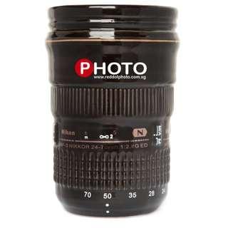 Canon/Nikon 24-70 Ceramic Lens mug