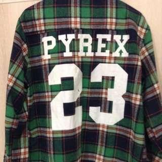 Plus Size Pyrex 23 Flannel Shirt