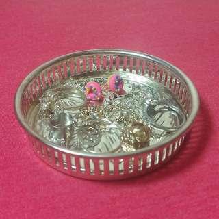 Silver Trinket Tray RRP $35