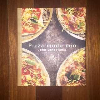 Pizza Modo Mio Book
