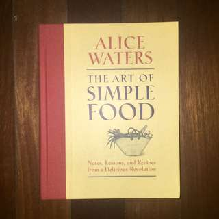 The Art Of Simple Food Book
