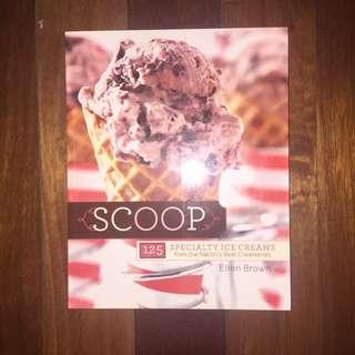 Scoop - Ice Cream Recipe Book