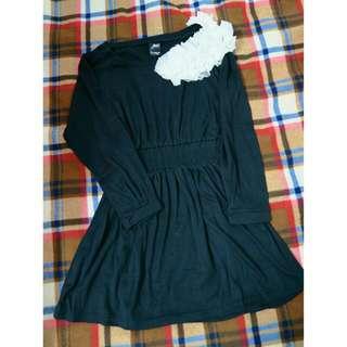 (含運)黑色個性洋裝