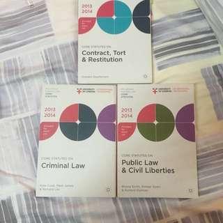 Statute Books