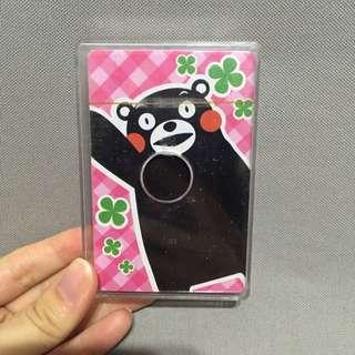 ✨含運✨熊本熊 Kumamon 撲克牌