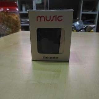 Wireless Bluetooth Mini Speaker