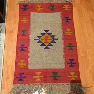 Antique Persian Kilim,