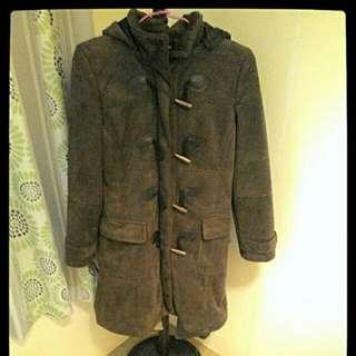 質感超好保暖大衣