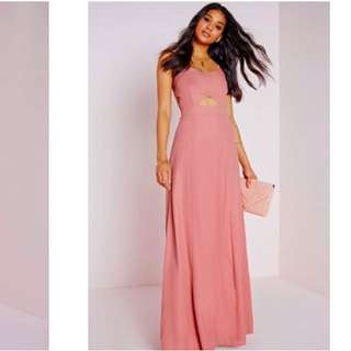 Missguided Bralet Maxi Dress
