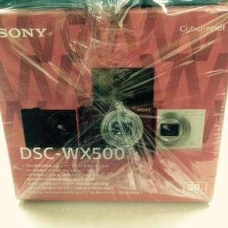 降🎉便宜賣WX500美拍相機