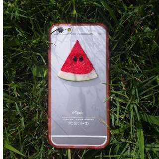 Cute iPhone 6 Case - 3D Watermelon