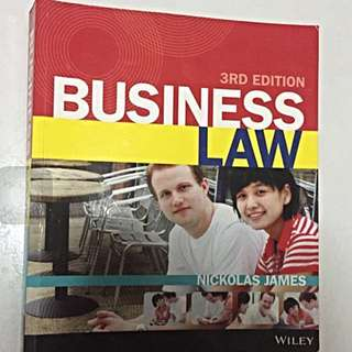 Business Law (Commerical Law - LAW 2446)