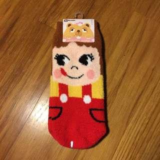 🇰🇷牛奶妹珊瑚絨襪襪🇰🇷