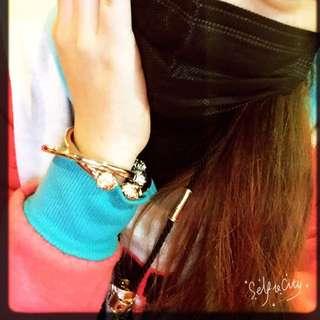 泰國哈奴曼戰神手環項鍊