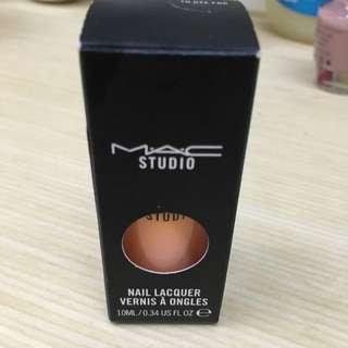 (全新)MAC 指甲油to Dye For