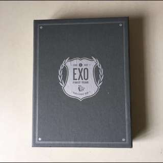 EXO FIRST BOX (pending)