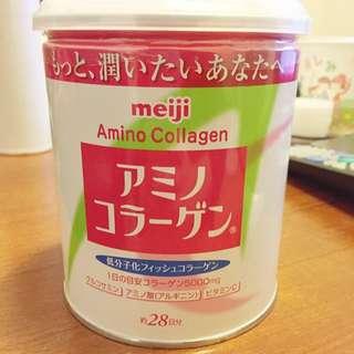 Meiji 明治膠原蛋白粉 28日份 200g