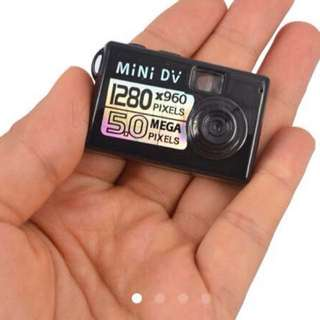 New 5MP HD Smallest Mini Pocket Portable DV Micro Digital Camera Video Recorder Camcorder Definition & Ultra Webcam DVR