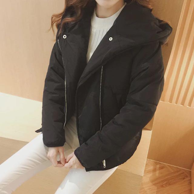 韓版保暖羽絨外套(保留)