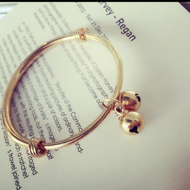 獨特風格鈴鐺手環