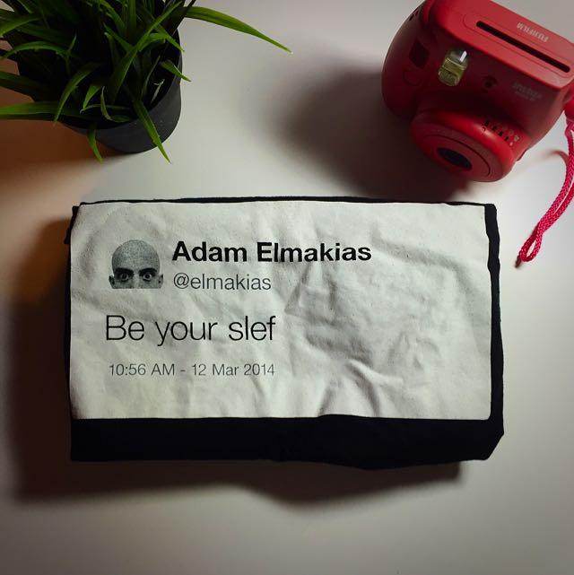 ADAM ELMAKIAS SHIRT