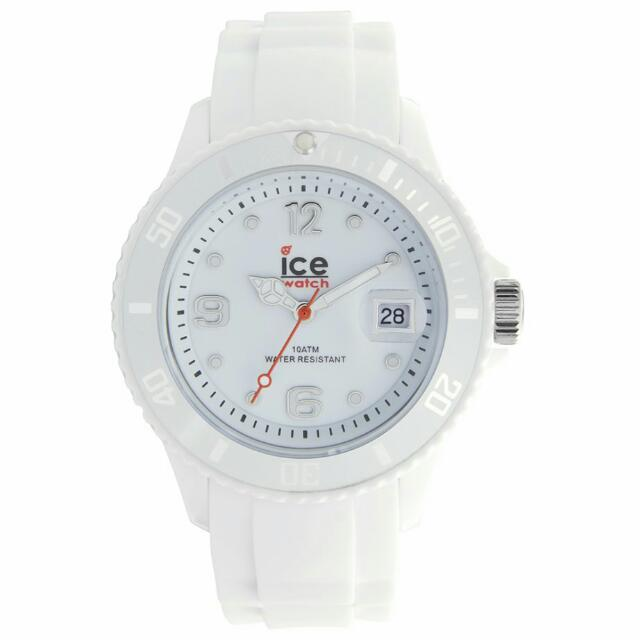Authentic ICE Watch (White)