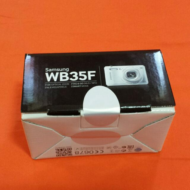 BINB Samsung WB35F Smart Camera