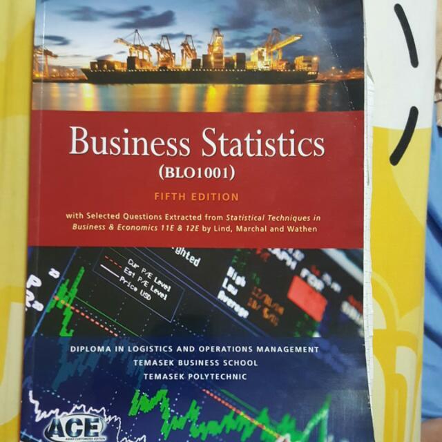 Business Statistics Lecture Notes & PLENTY of Tutorials