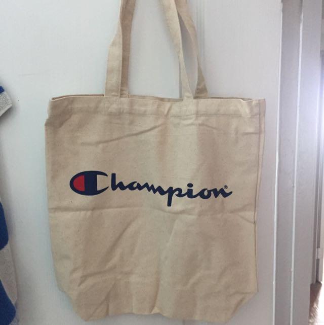 Champion 托特包