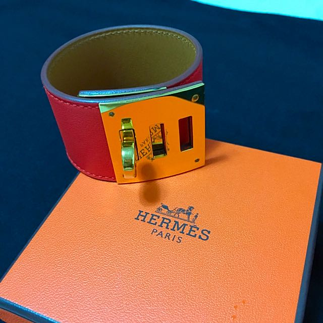 Hermes Kelly Dog Bracelet