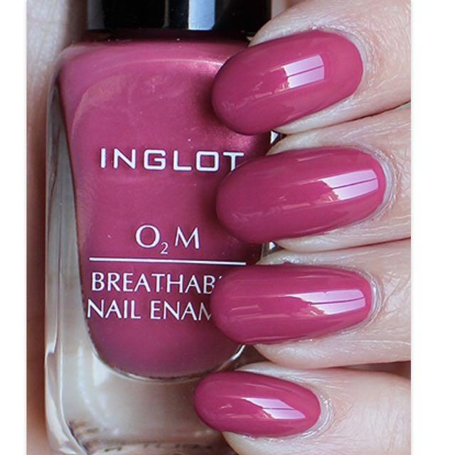 Inglot 美國知名品牌 全新指甲油 682