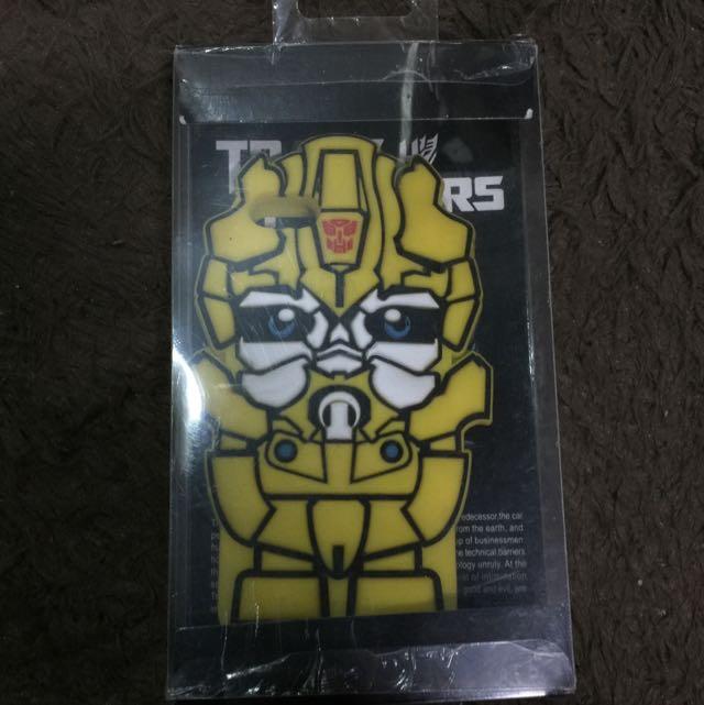 (送保護貼)iphone5/5s大黃蜂 變形金剛手機殼