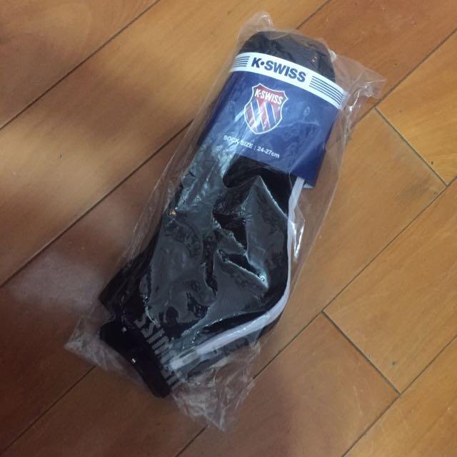 K-SWISS 運動襪子 24-27cm