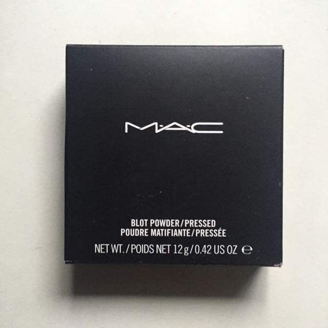 MAC Blot Powder Pressed