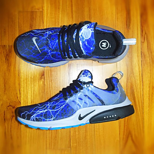 new style f712d 91dc5 Nike Air Presto QS - Lightning - Size M, Men s Fashion on Carousell