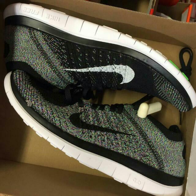 Nike Flykint 4.0休閒運動鞋全新正品