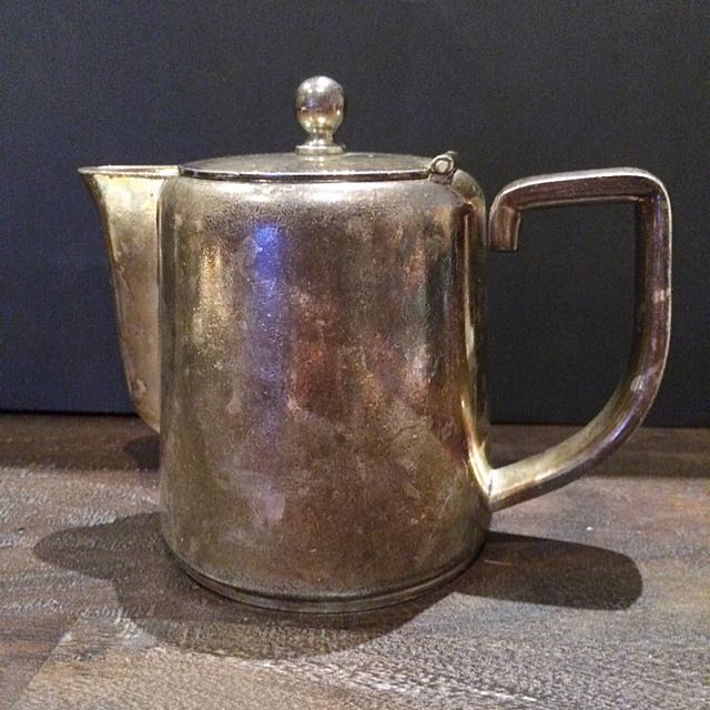 Antique Royal pewter pitcher