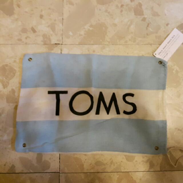 正品TOMS防塵袋