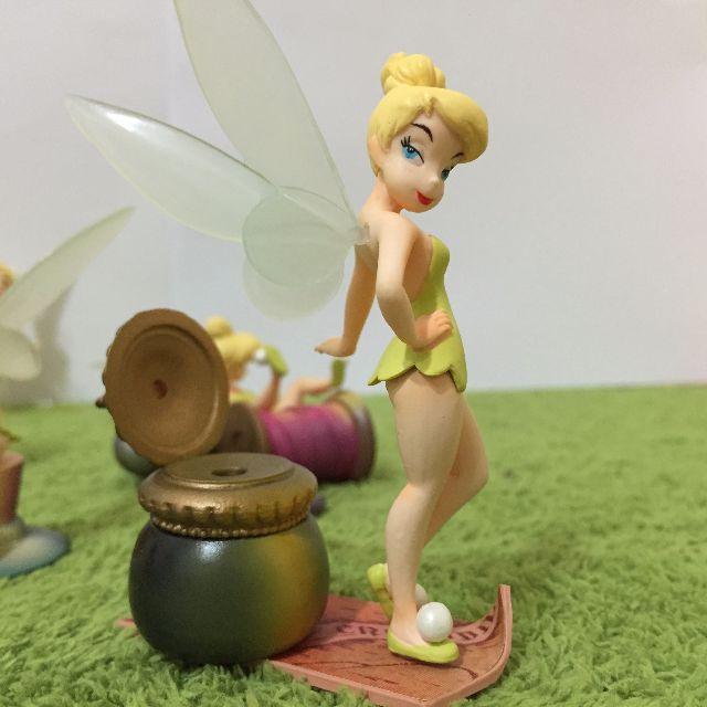 YUJIN 絕美難收 CP值超高 已絕跡 愛忌妒的Tinker Bell 奇妙仙子/小仙女/小仙子 地圖上的奇妙仙子