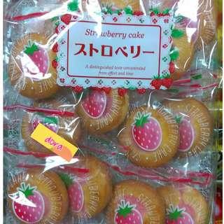 日本草莓蛋糕13入-135元