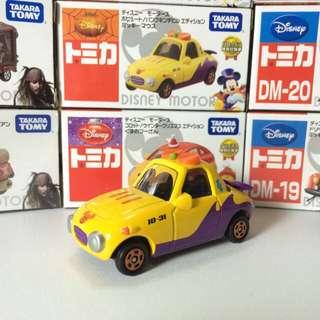 🔰絕版 Tomica 2011萬聖節 米奇車 迪士尼 Disney 多美 小汽車 Tomy Takara