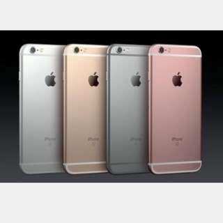 全新IPhone 6s (顏色可選)
